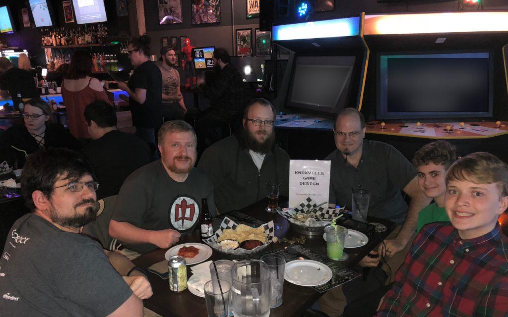 Knox Game Design Ludum Dare kickoff